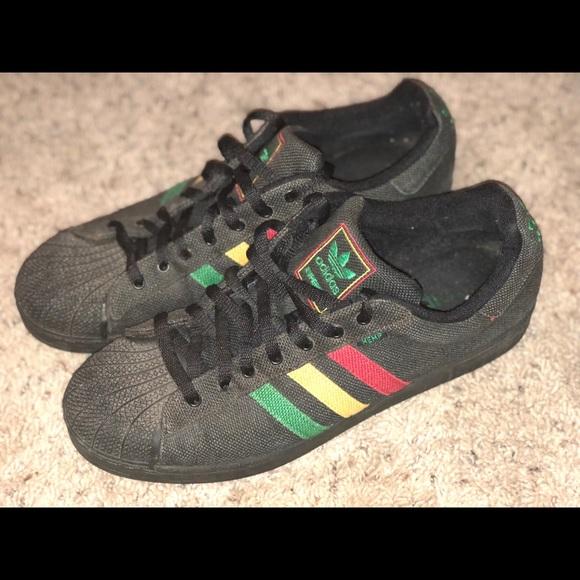 d8314cd3d84a adidas Other - Rare adidas Hemp shell toe shoes